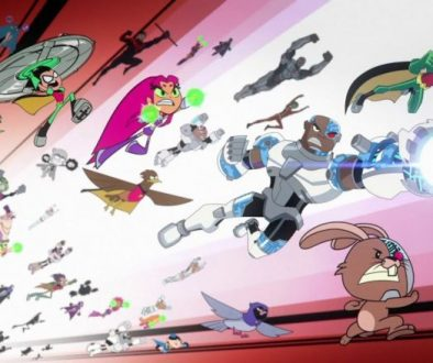 """New Clips, Images From """"Teen Titans Go! Vs. Teen Titans"""" Animated Feature"""