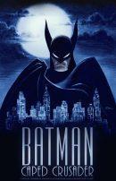 Batman: Caped Crusader Artwork