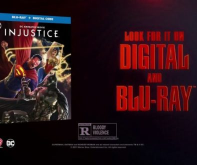 """""""Injustice"""" Animated Movie Trailer Released By Warner Bros. Home Entertainment"""
